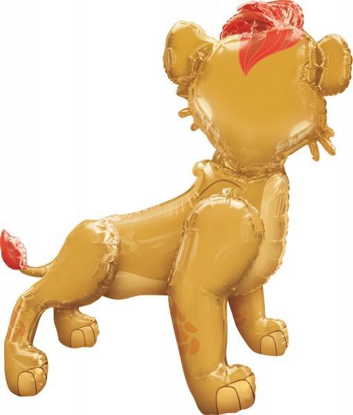 Airwalker Garde Der Löwen Kion Figur XXL