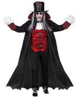 Edles Graf Baadur Vampirkostüm