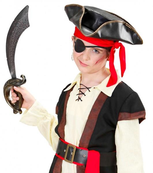 Silbernes Kinder Piratensäbel