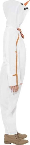 Snowman child costume
