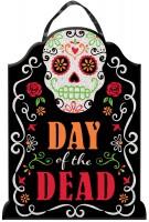 Dia de los Muertos Schild 40,6 x 30,4cm