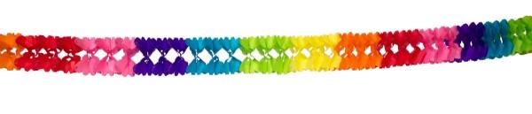 Guirnalda de papel Tonga 6m