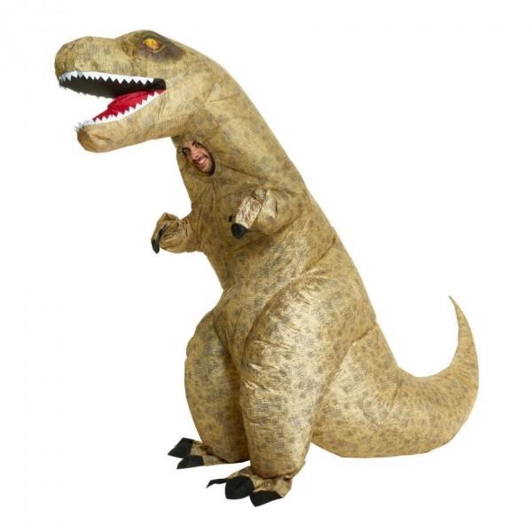 Opblaasbaar T-Rex-kostuum