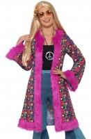 Flower Power Peace Kostüm Rosie