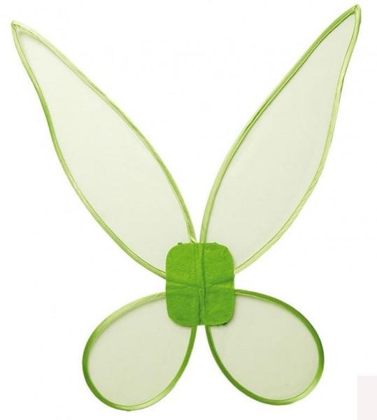 Grüne Feenflügel Freyja