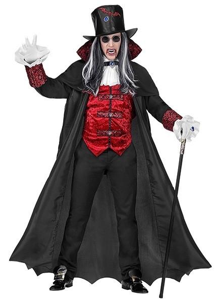 Noble Count Baadur vampierkostuum