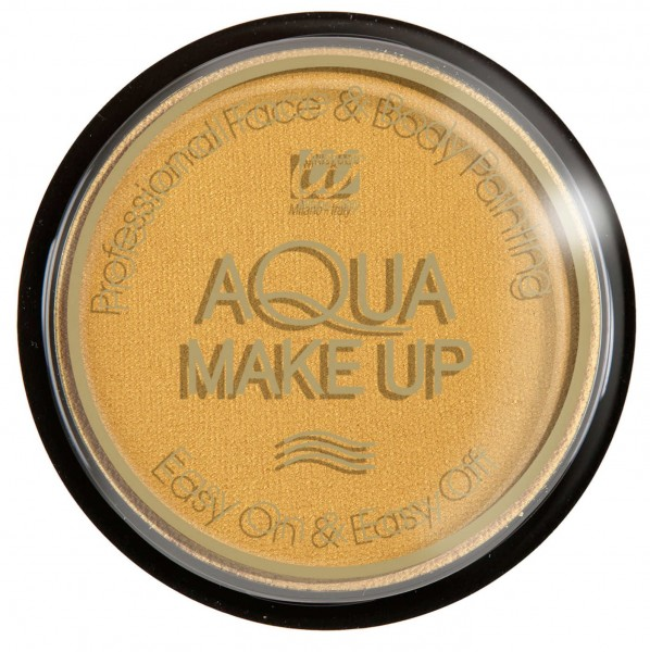 Aqua Make Up Gold