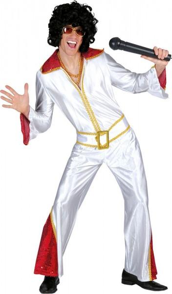 Vegas Tanzkönig Herrenkostüm