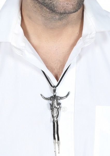 Torero cravate cowboy