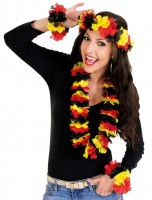 Deutschland Hawaii Fan-Set