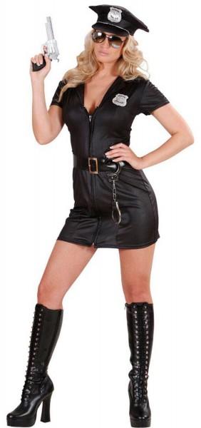 Sexy Polizistin Ivanka Kostüm