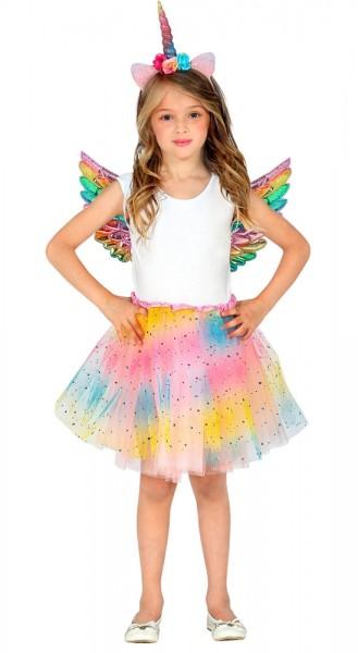 Einhorn Verkleidungsset für Mädchen