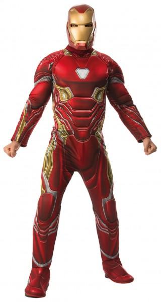 Iron Man Infinity War Herrenkostüm Deluxe