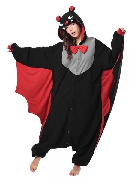 Kigurumi Fledermaus Kostüm Unisex