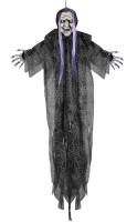 Halloween Hexe zum Aufhängen 110 cm