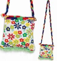 Hippie Handtasche Flower Power