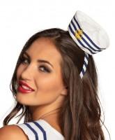Marine matroos hoed op hoofdband