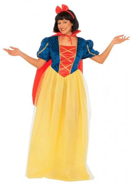 Prinzessin Ebenholz Damenkostüm