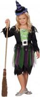 Halloween Kostüm Hexe Für Kinder
