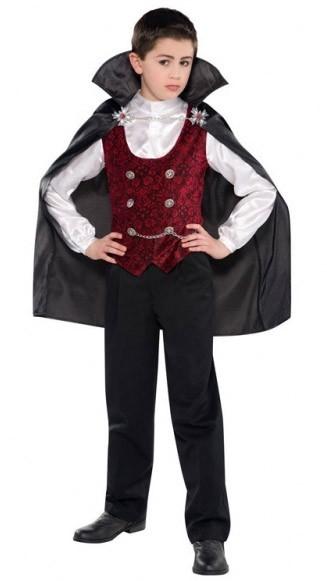 Costume Lord vampiro da bambino
