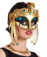 Goldige Augenmaske Cleopatra