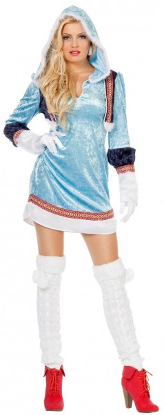 Costume sexy Eskimo-Lady Sedna