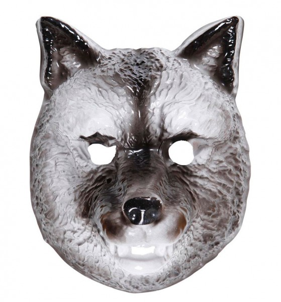 Böse Wolfmaske Für Kinder