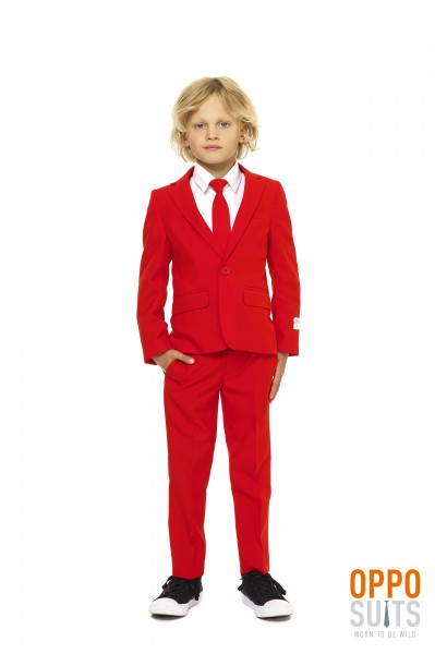 OppoSuits Partyanzug Red Devil 5