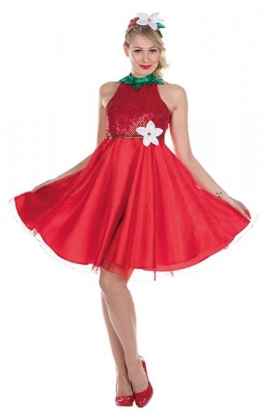 Traumhaftes Erdbeer Kostüm Für Damen