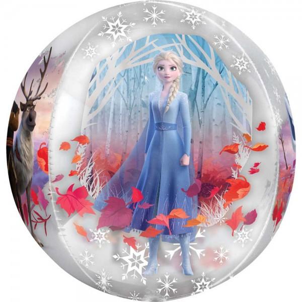 Frozen 2 Orbz Ballon 38 x 40cm