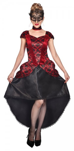 Deluxe Burlesque Costume Ladies