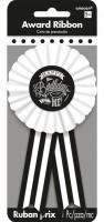 Blöack & White Birthday Button 14,6cm