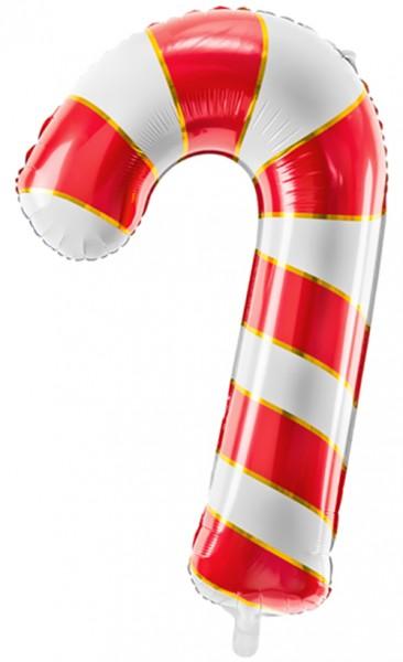 Ballon aluminium XXL Candy Cane 82cm