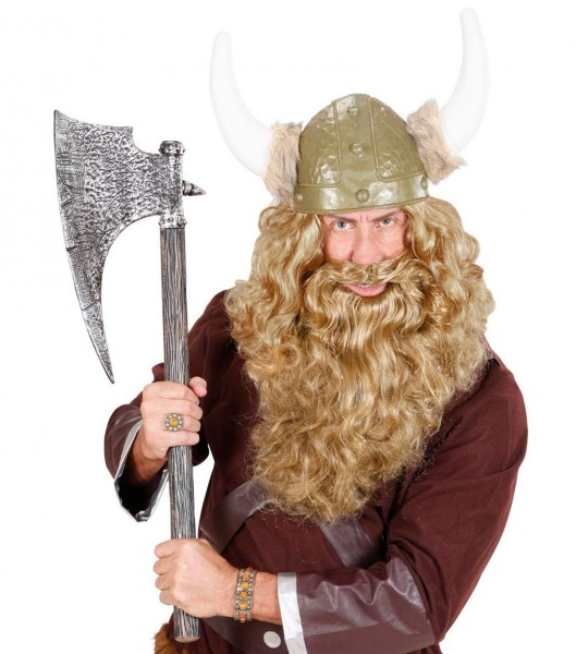Huge Olaf Viking Beard