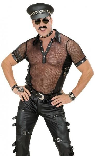 Camicia a rete Rocky Biker