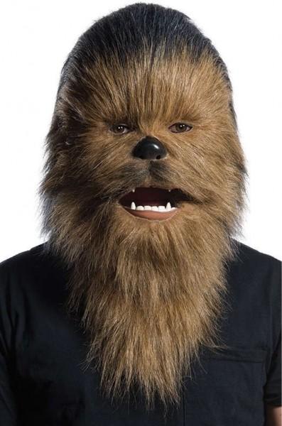Chewbacca Star Wars Maske