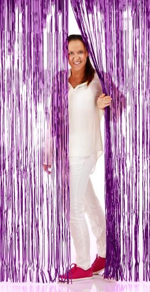 Türlamette violette Folie 2m