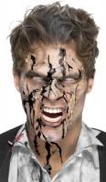 Schwarzes Zombie Blutgel 473ml