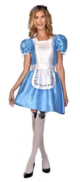 Klasyczny kostium Alice in Magic Land