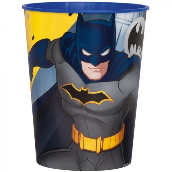 Batman Party Kunststoff Becher 473ml