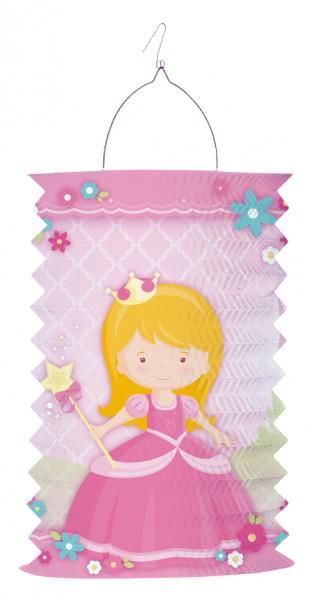 Lanterne de train princesse Isabella 28cm