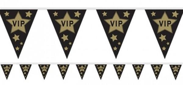 Chaîne de fanion VIP Celebrity 3,7 m