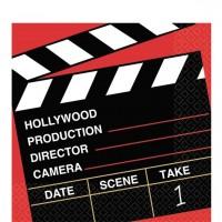 36 Papierservietten Directors Cut 33cm