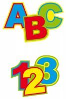 24 Schulstart Streudeko Elemente 11 x 9cm