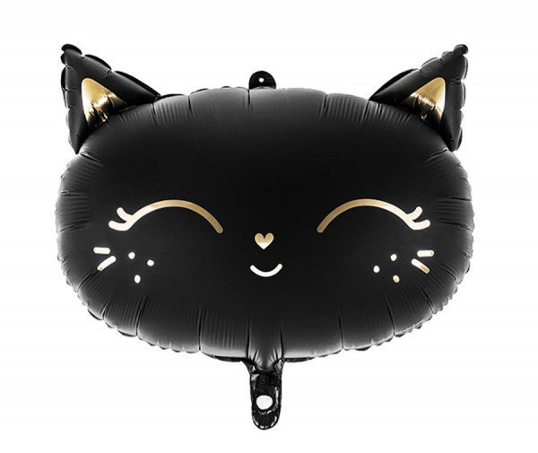 Folienballon Black Cat 48 x 36cm