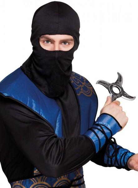 Étoile de lancer Genjin Ninja 16cm