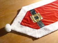 Santas Gewand Tischläufer 1,65m x 32cm
