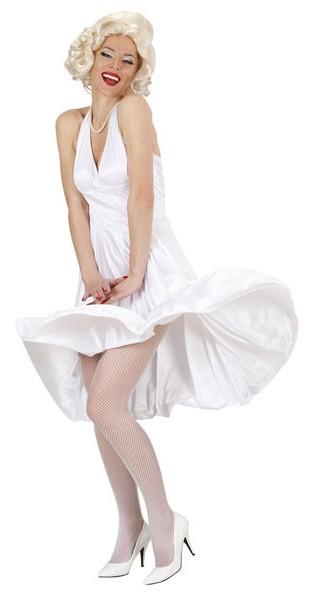 Marilyn Monroe 50er Jahre Damenkostüm