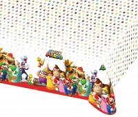 Super Mario World Tischdecke 1,8 x 1,2m