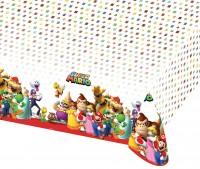 Super Mario World Tischdecke 1,8 x 1,2m